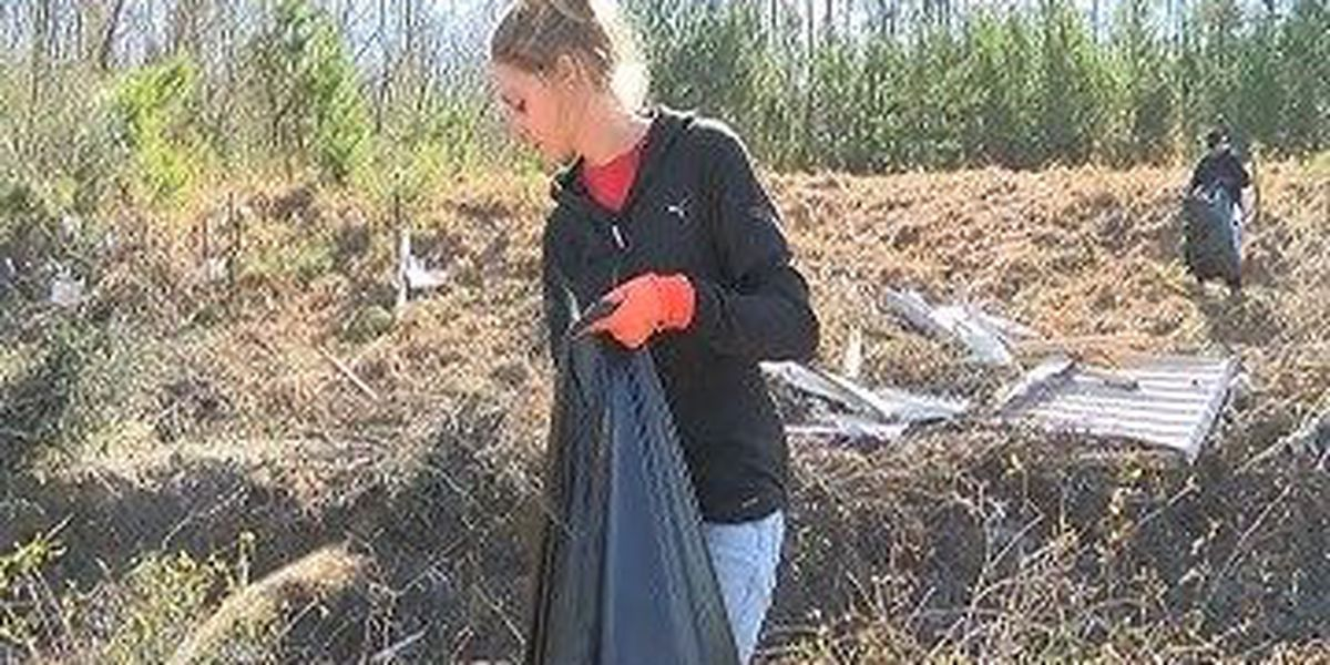 """""""Operation Clean Sweep"""" helps with tornado debris removal in Columbia"""