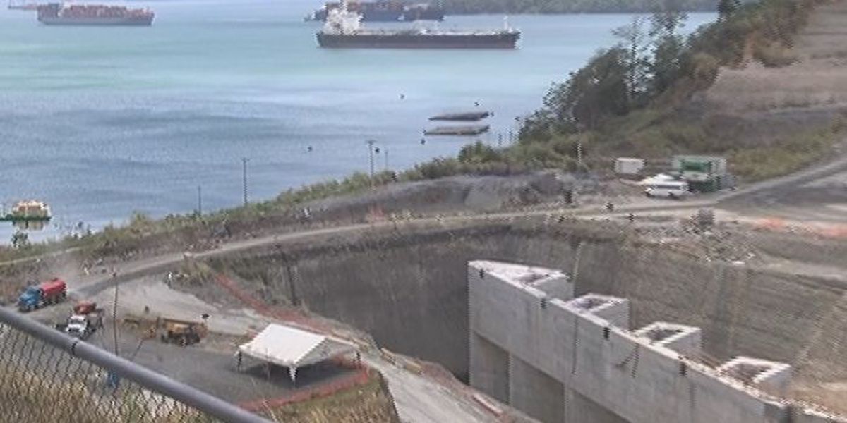 A look inside the Panama Canal's trade route expansion