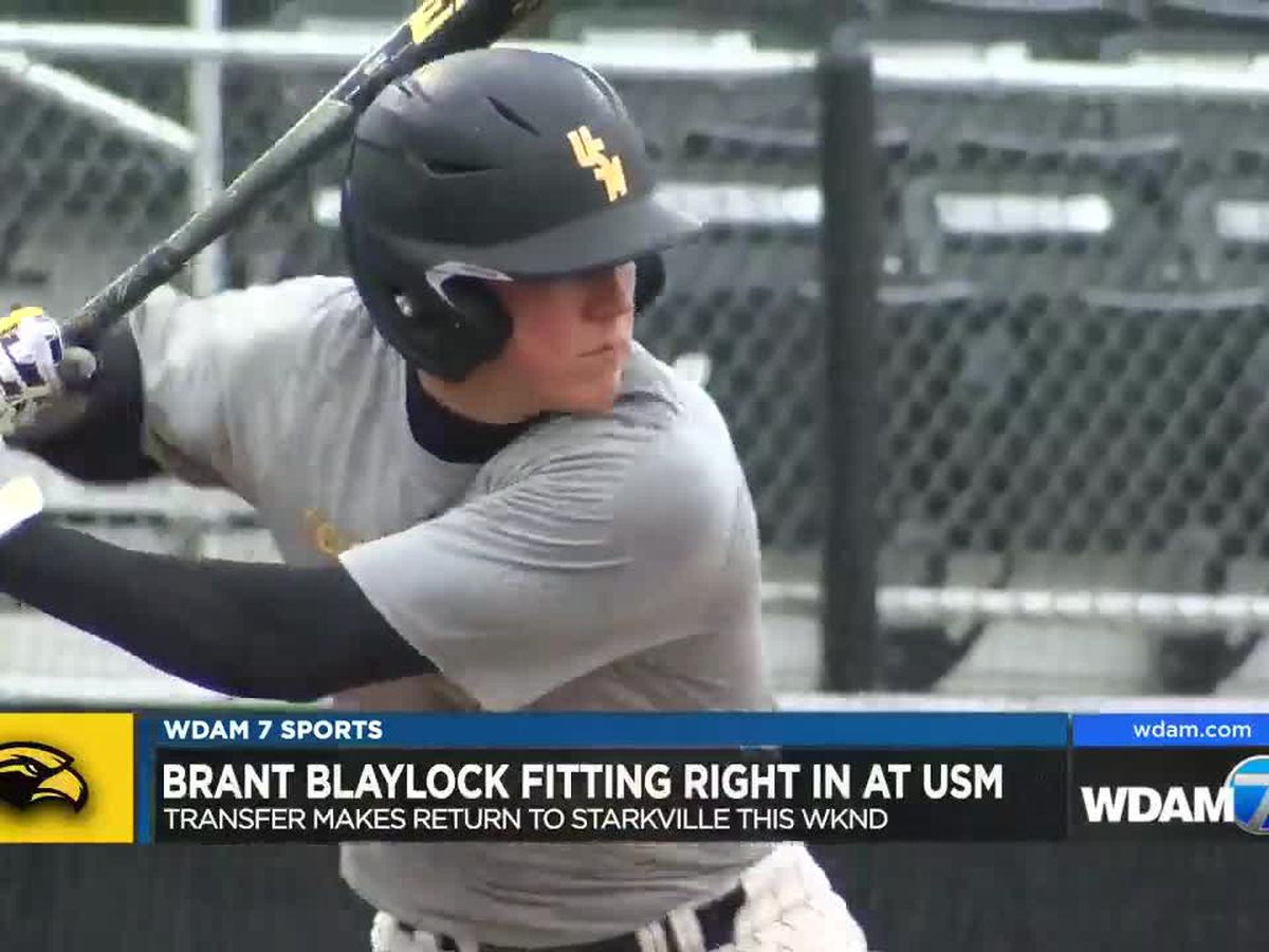 USM's Brant Blaylock eager for return to Starkville