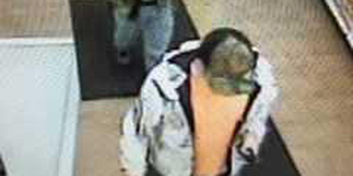 Authorities offer reward for tips on state park burglary in Hattiesburg