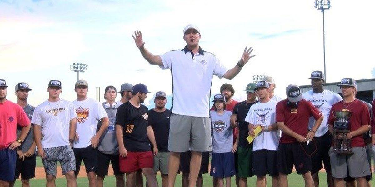 JCJC baseball is 100-13 in two seasons under coach Chris Kirtland
