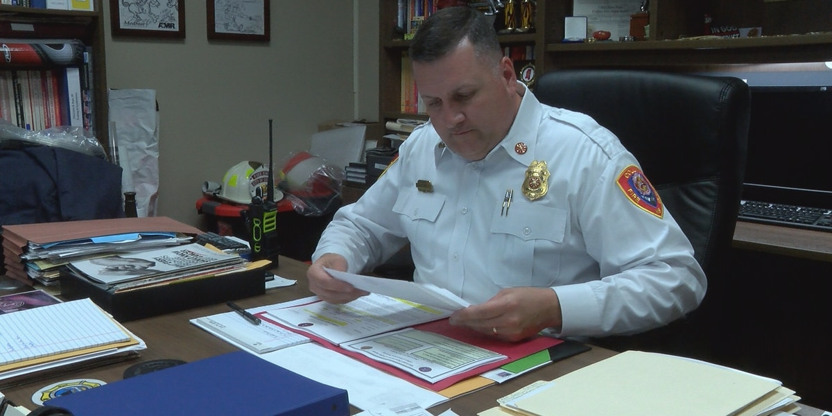 Collins fire chief gets award from Miss. Business Journal
