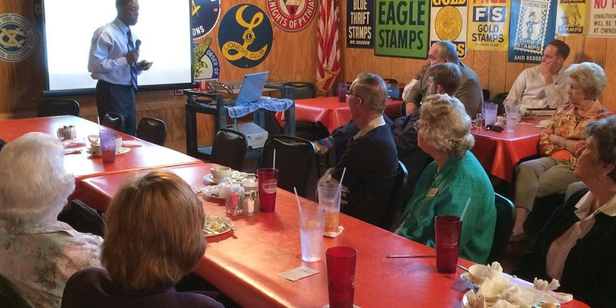 GOP women's group gets military briefing on Shelby Challenge program