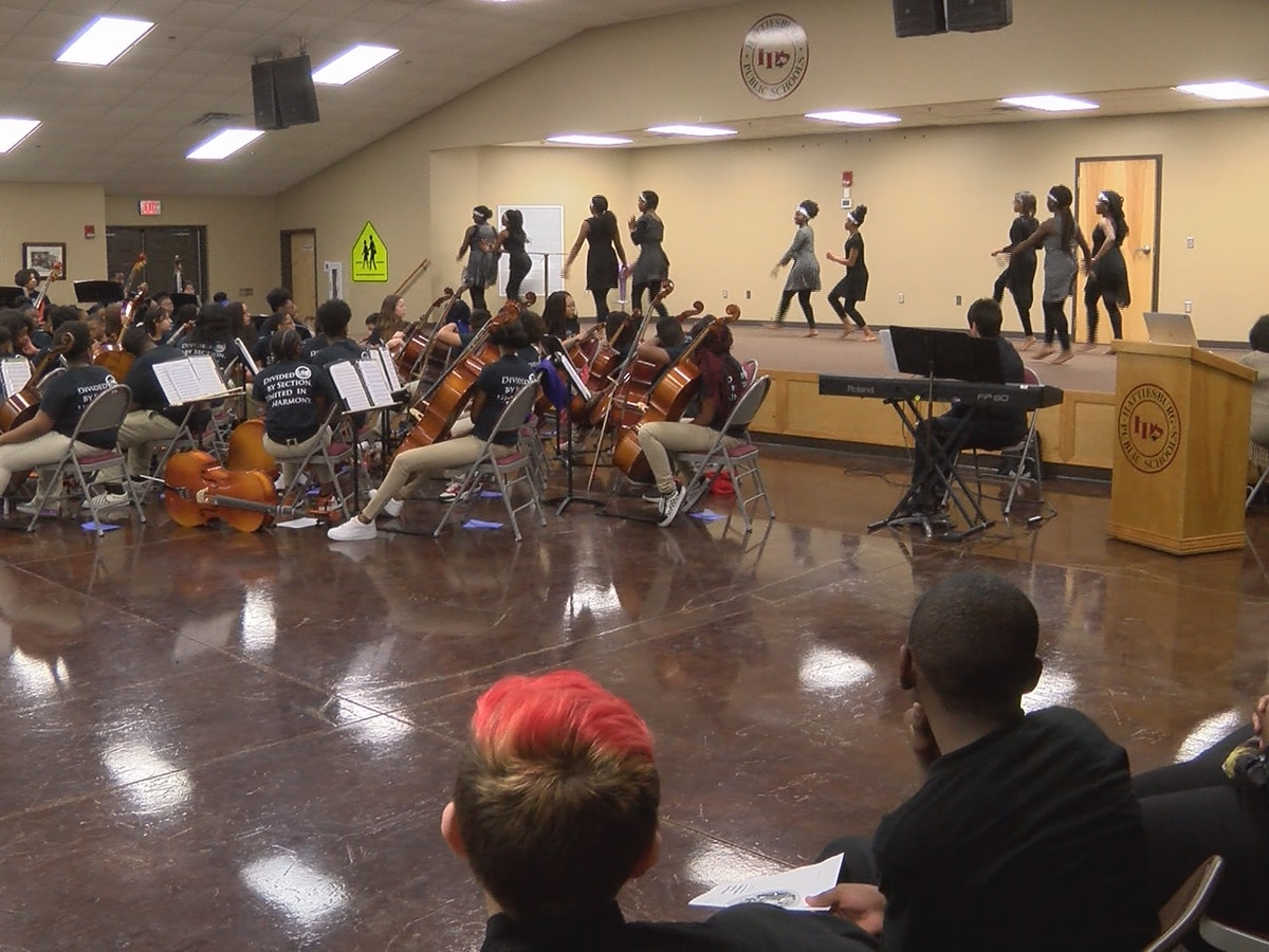 Harlem Renaissance focus of Hattiesburg middle school black history program