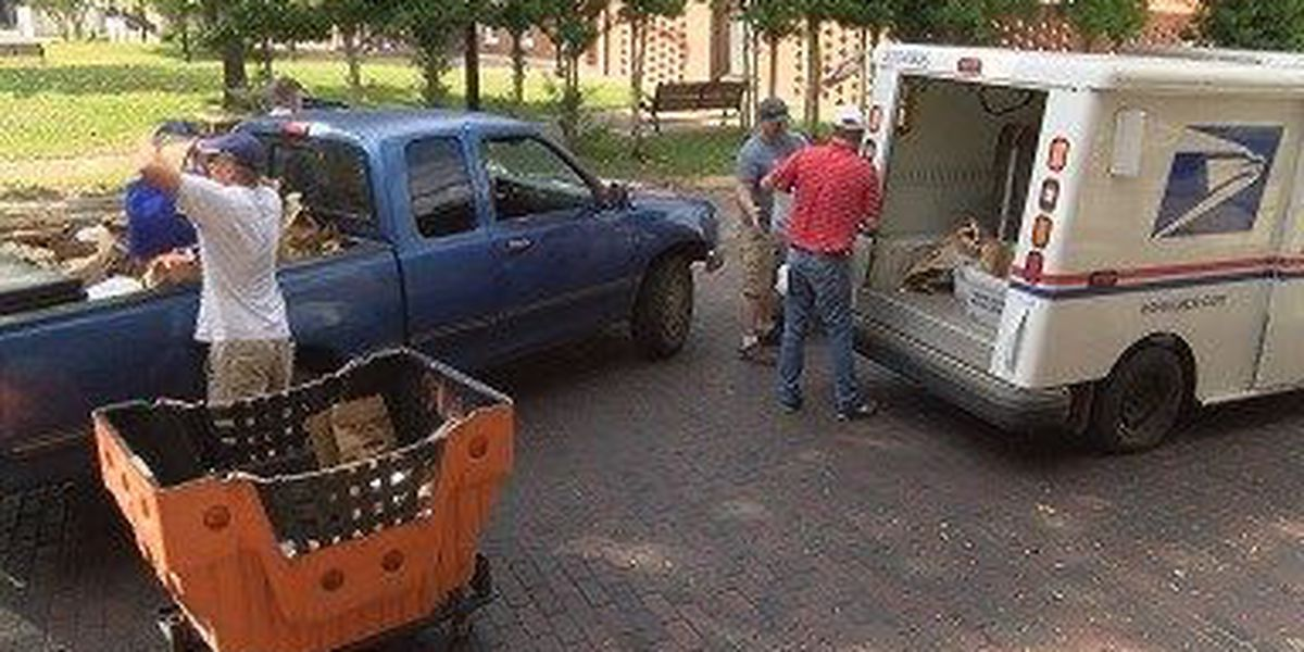 Residents help 'Stamp Out Hunger' in national food drive
