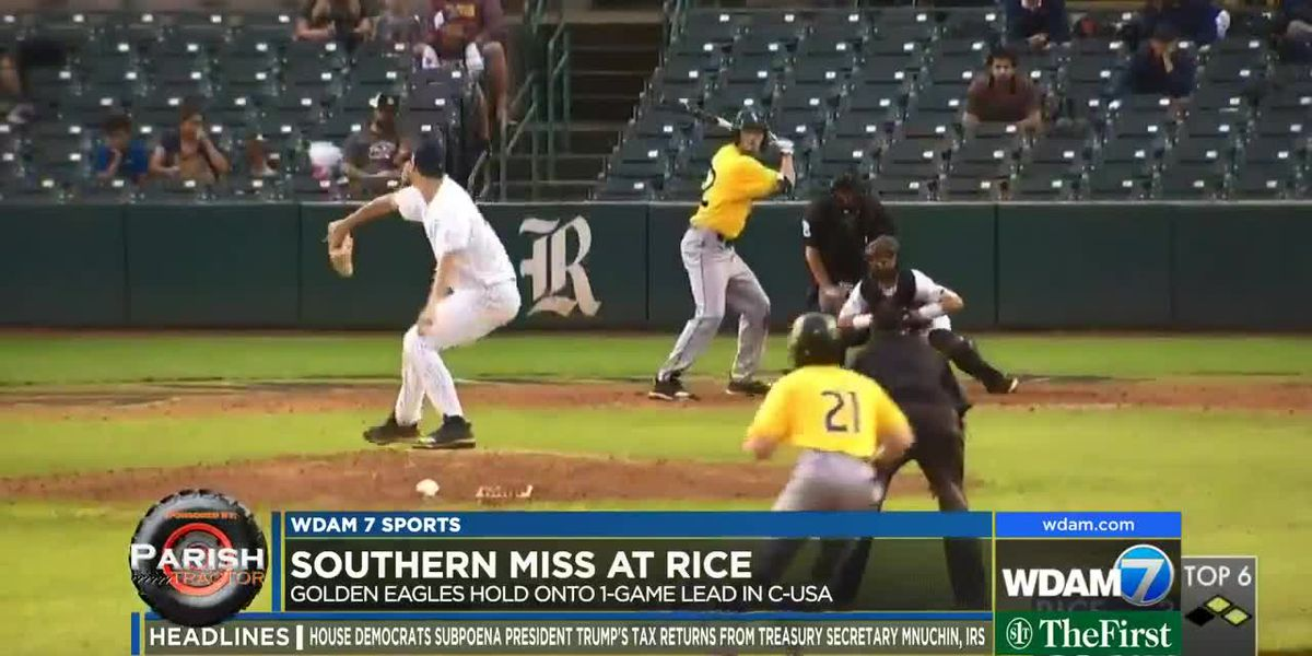 USM suffers first shutout of season in 4-0 loss at Rice
