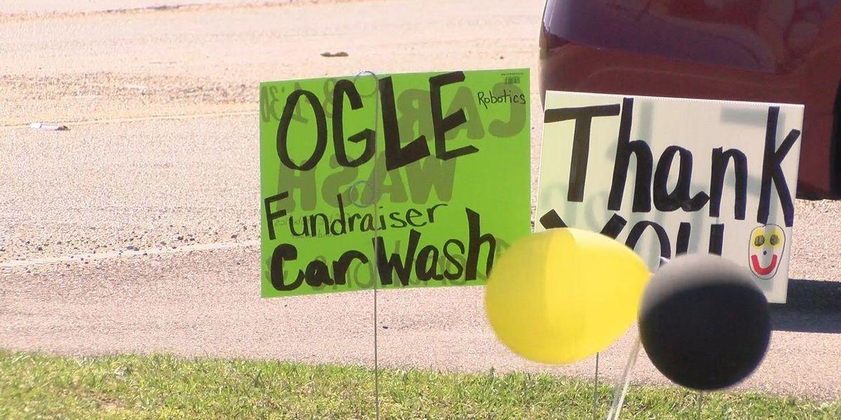 OGLE fundraising for world championship