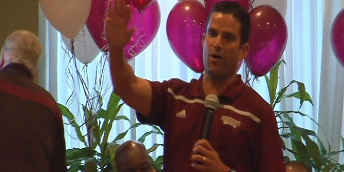 Mississippi State defensive coordinator Manny Diaz looks forward to the matchup against Southern Miss