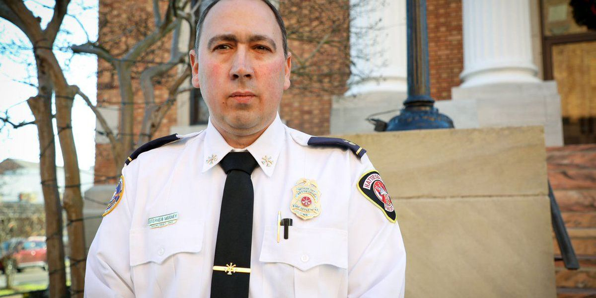 Hattiesburg interim fire chief approved