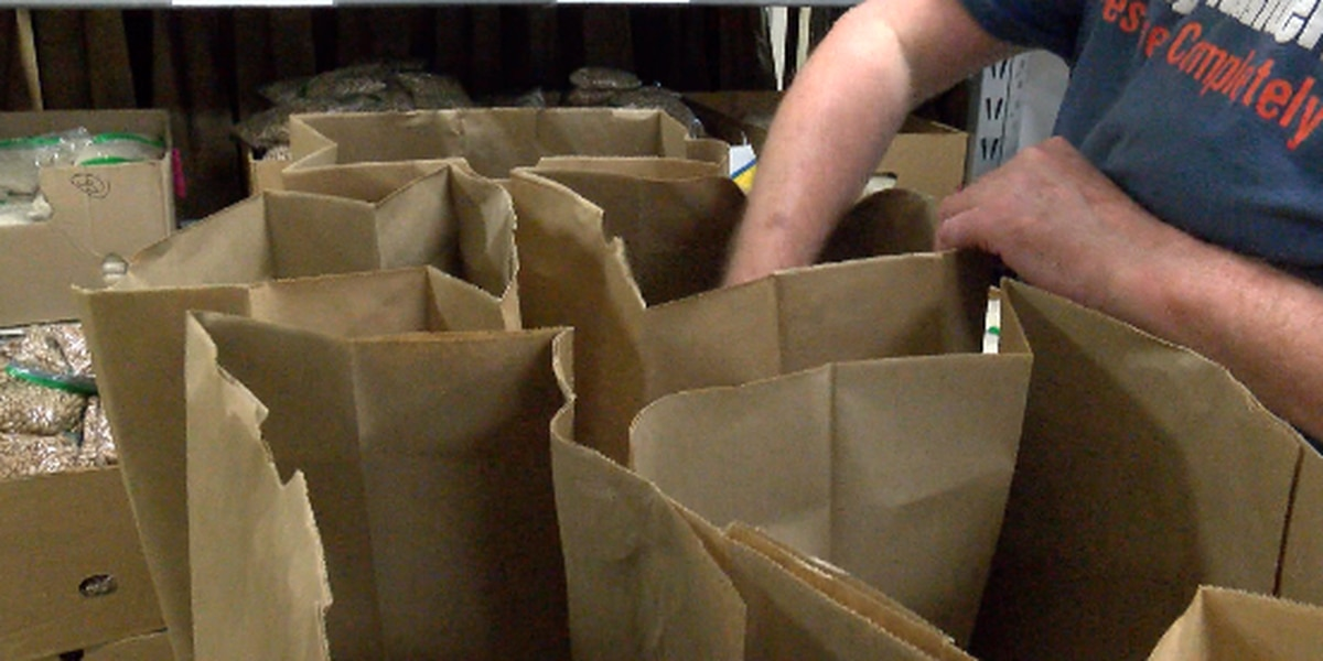 COVID-19 leads to changes for Pine Belt food pantries