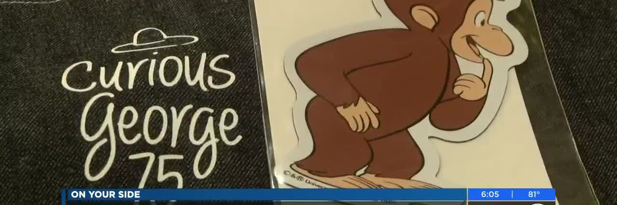 """USM's """"Curious George"""" collection returns from Japanese exhibition"""