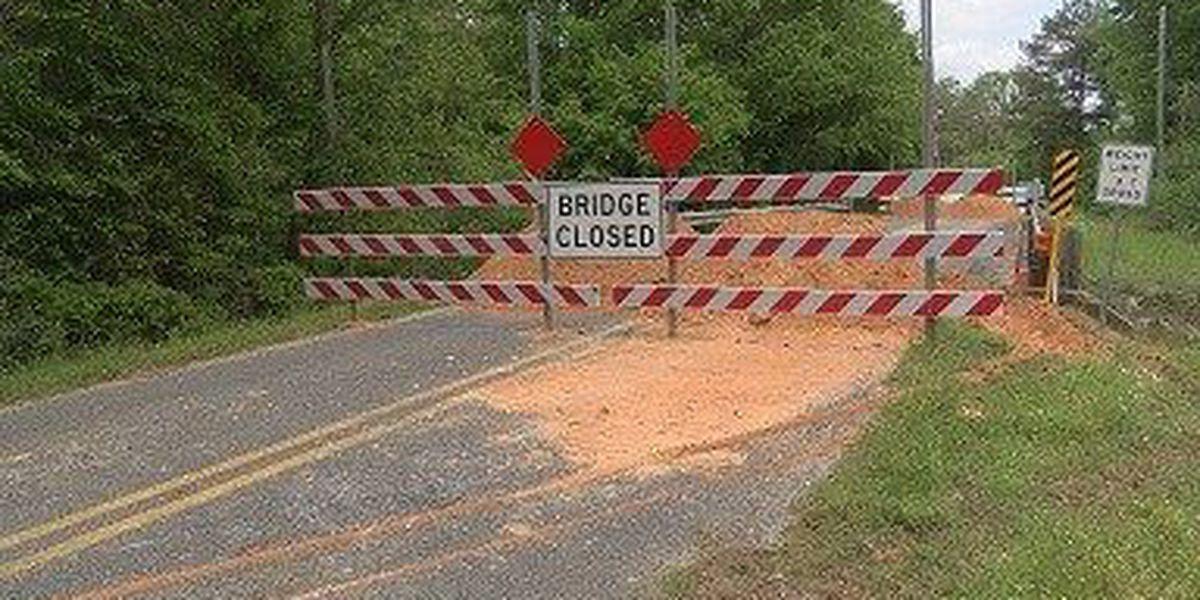 Jasper Co. sheriff prepared for bridge closings