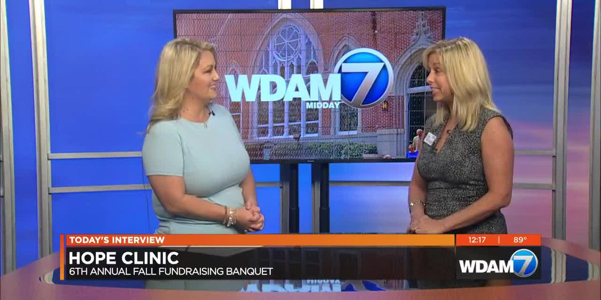 Midday Interview: Hope Clinic