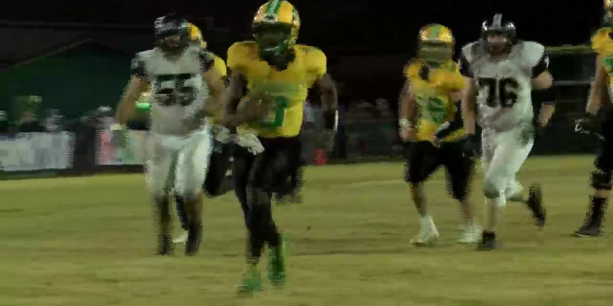 High School Highlights: Enterprise-Clarke at Taylorsville