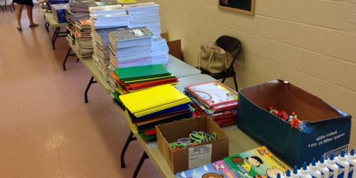 Eternity Action Alliance and WHJA donate backpacks, school supplies to children in need