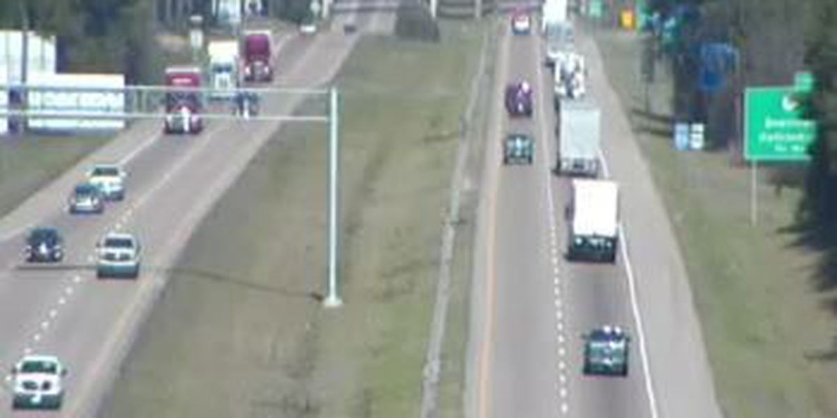 Disabled vehicle causing delays on I-59