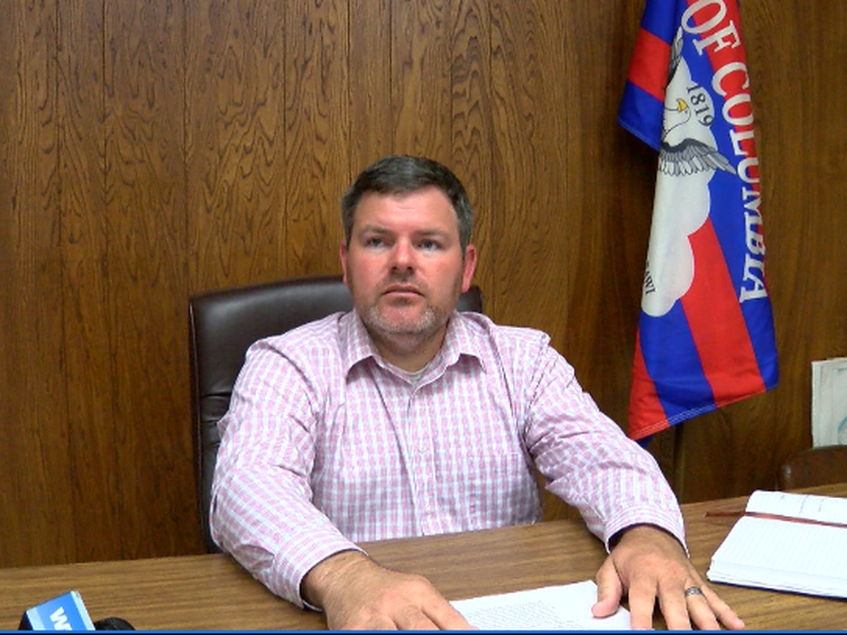 Columbia mayor discusses shelter-in-place order