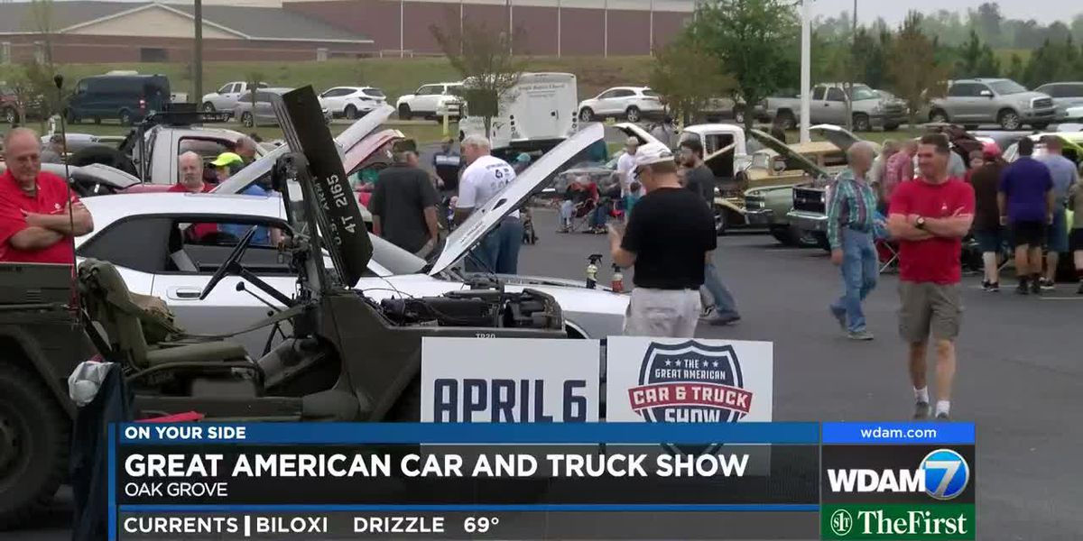 Temple Baptist puts on Great American Car and Truck Show