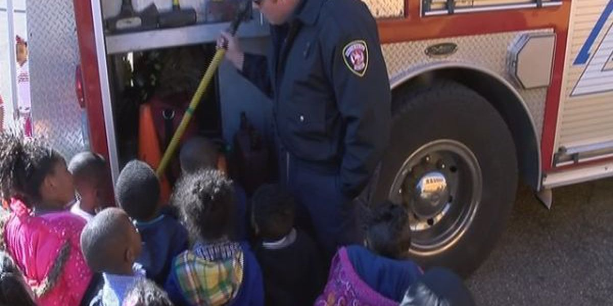 CDI Headstart holds Community Helpers Day