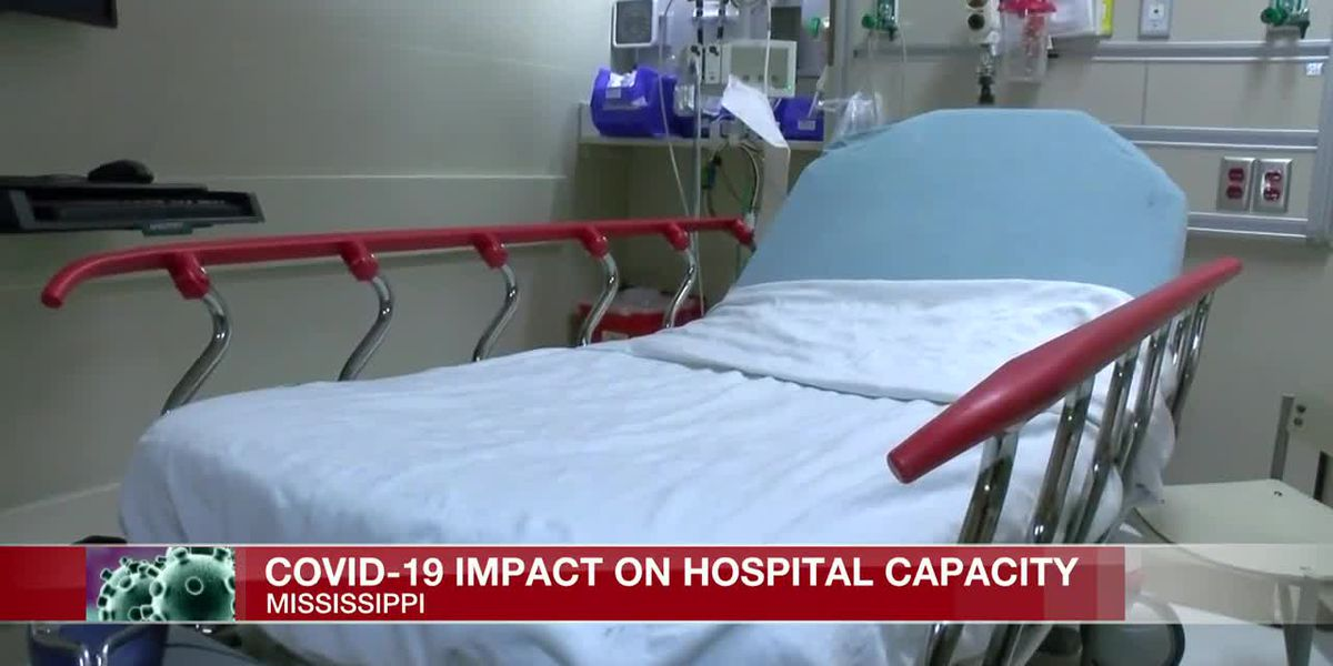 Mississippi redoubles efforts to manage hospital capacity amid rising COVID-19 cases