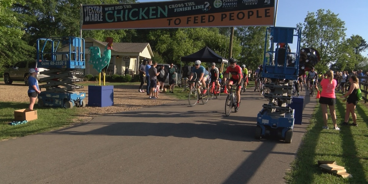 More than 700 participate in first 'Farm to Fork Ride or Run' for Extra Table