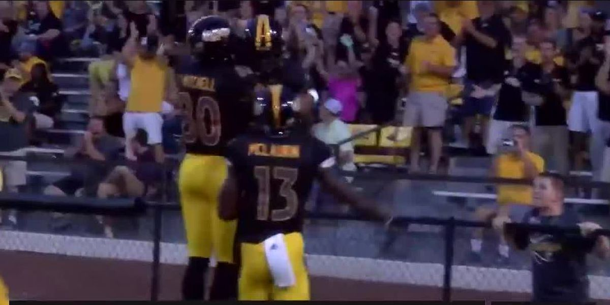 Southern Miss pulls away from Rice for 40-22 win