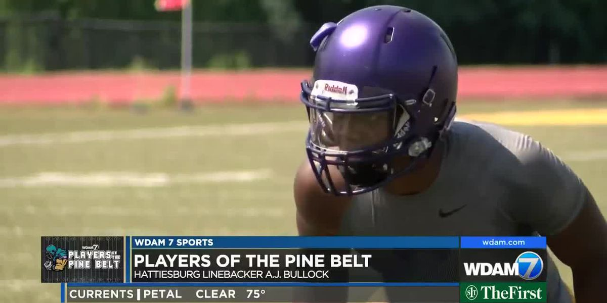 Players of the Pine Belt: Bullock setting example for inexperienced Hattiesburg