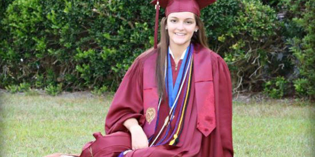 MS teen killed in crash morning after graduating high school