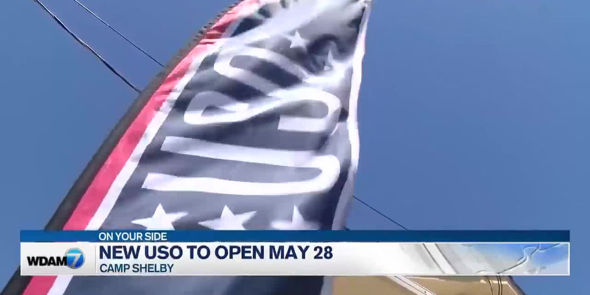 Camp Shelby to get first USO in 75 years