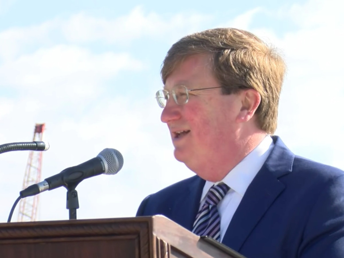 Gov. Reeves on the Coast to welcome 2 new GOP members, make state appointments