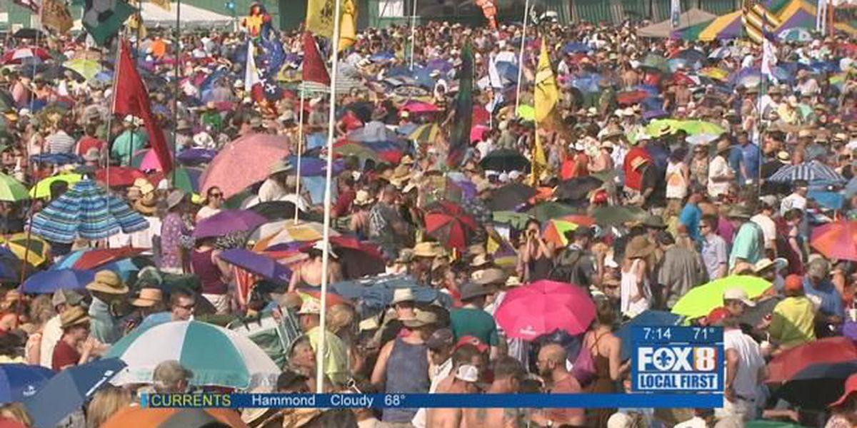 Katy Perry, Rolling Stones headlining Jazz Fest