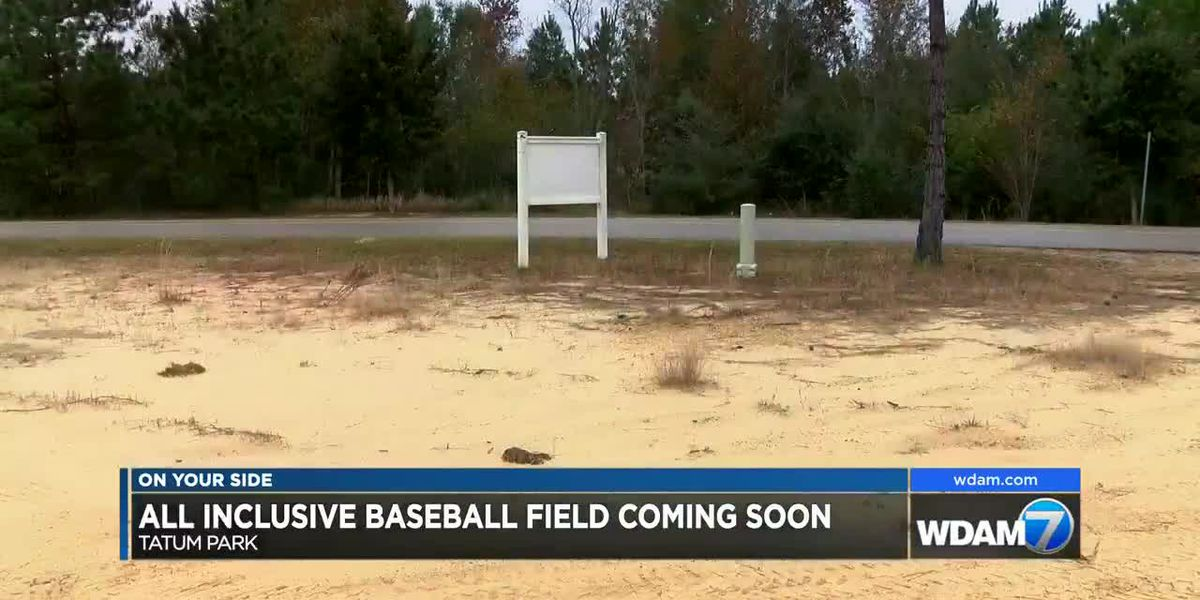 Hattiesburg Miracle League Project to build all-inclusive baseball field