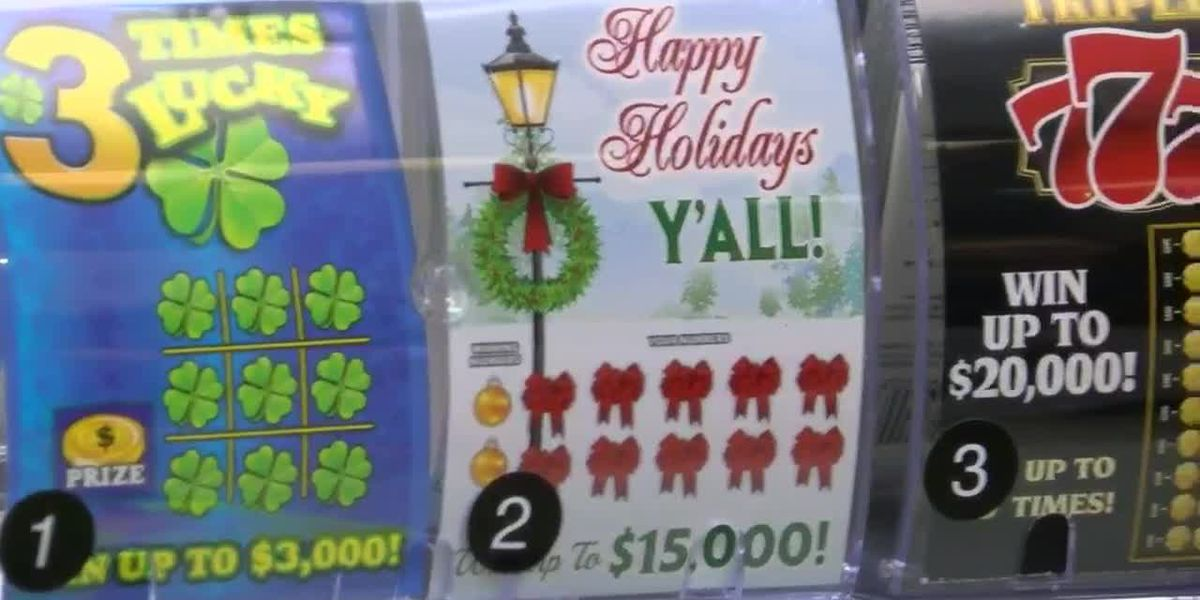 Jackpot in new Mississippi lottery game slated to start at $50k