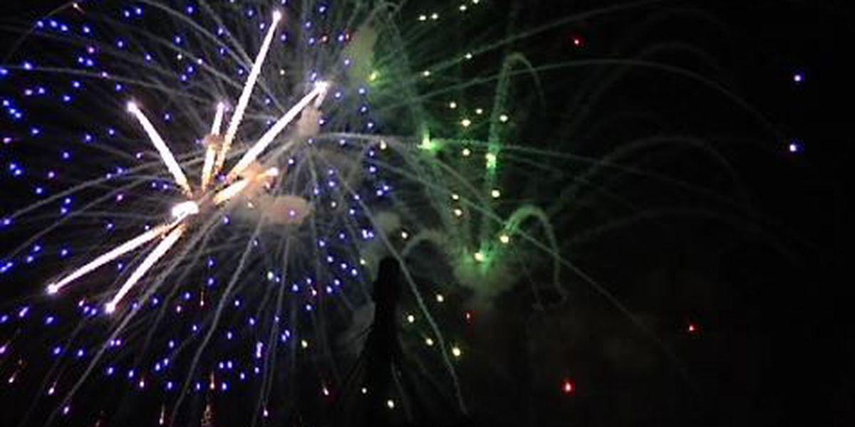 Hattiesburg Eye Clinic promotes fireworks eye safety
