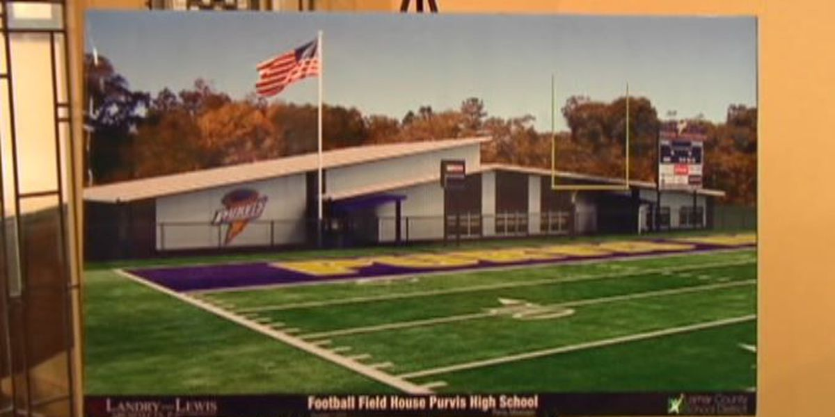 Lowest bid for Purvis High School field house announced
