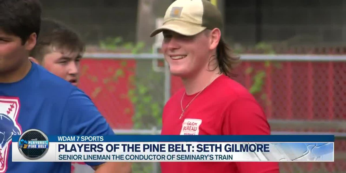 Players of Pine Belt: Seminary's Seth Gilmore ready for 4th season on offensive line