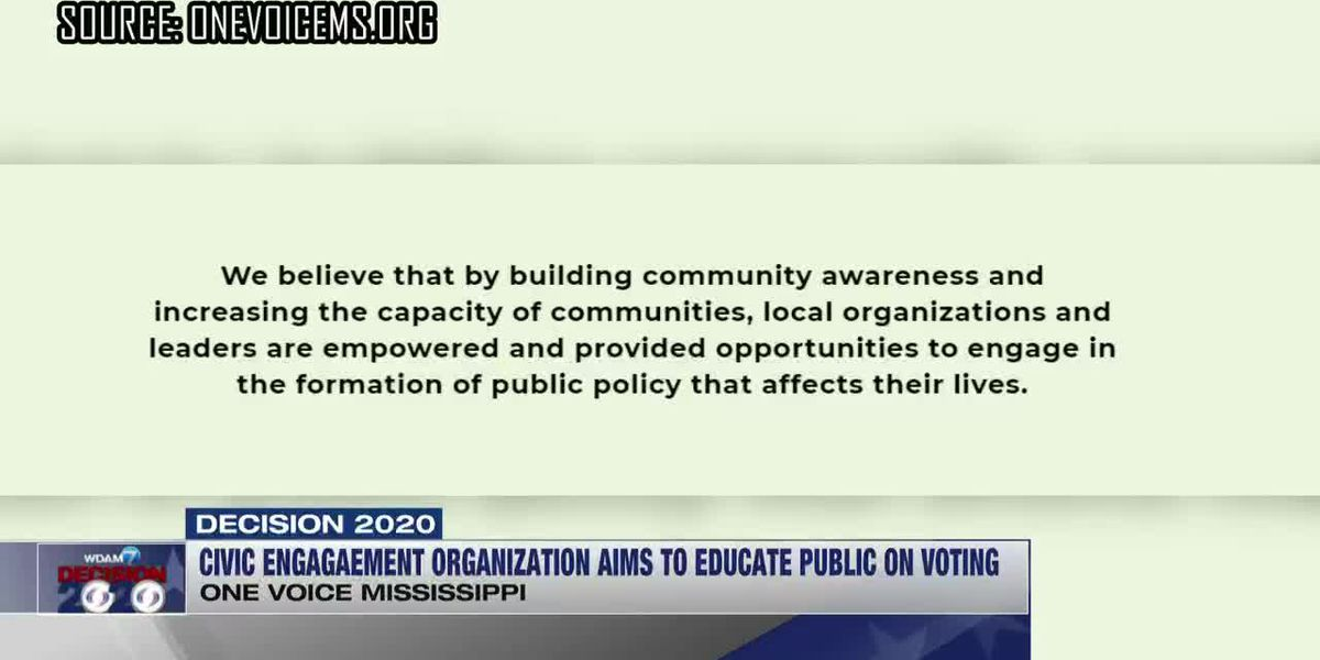 Civic engagement organization aims to educate public about voting