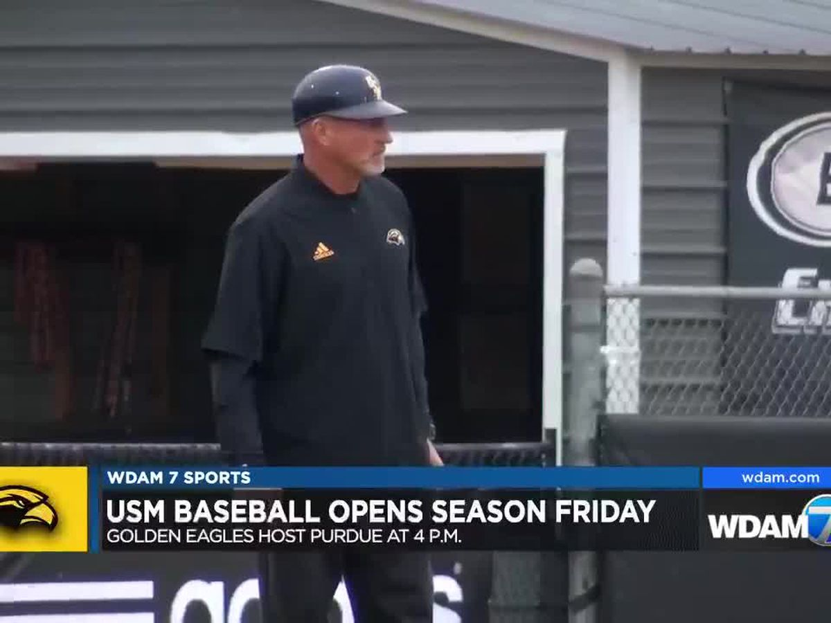 Scott Berry eager to see USM take the field