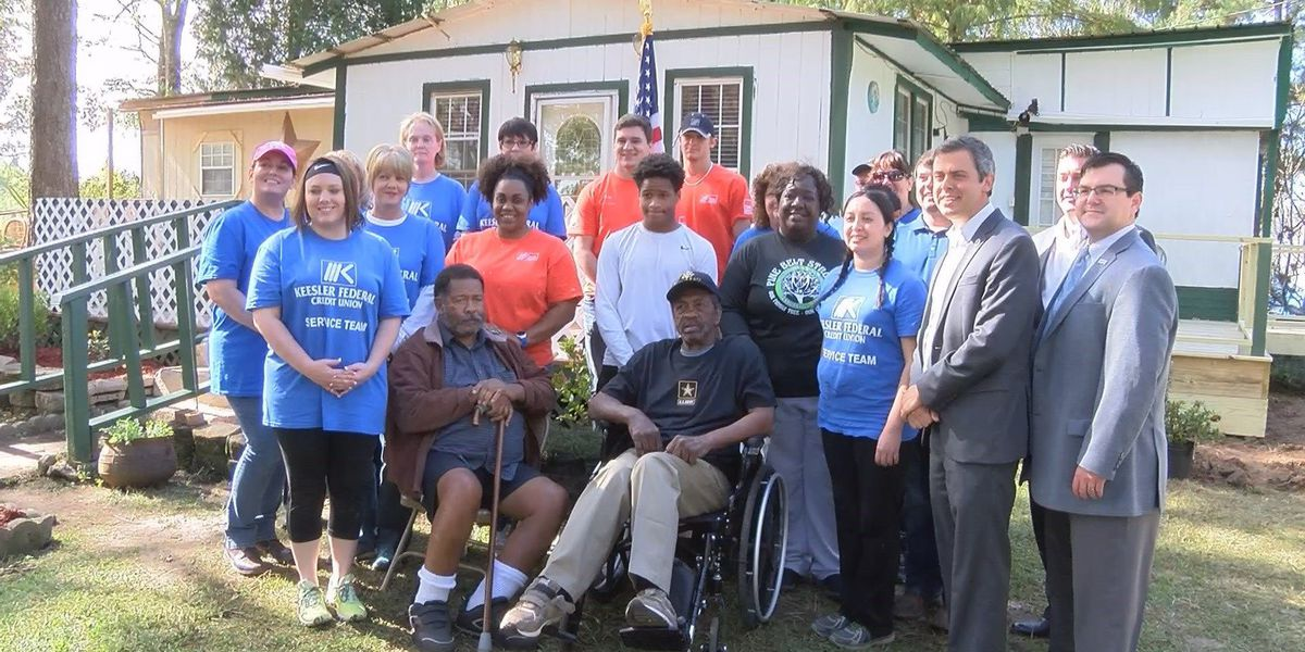 Operation Veteran Home Renovation completes final project