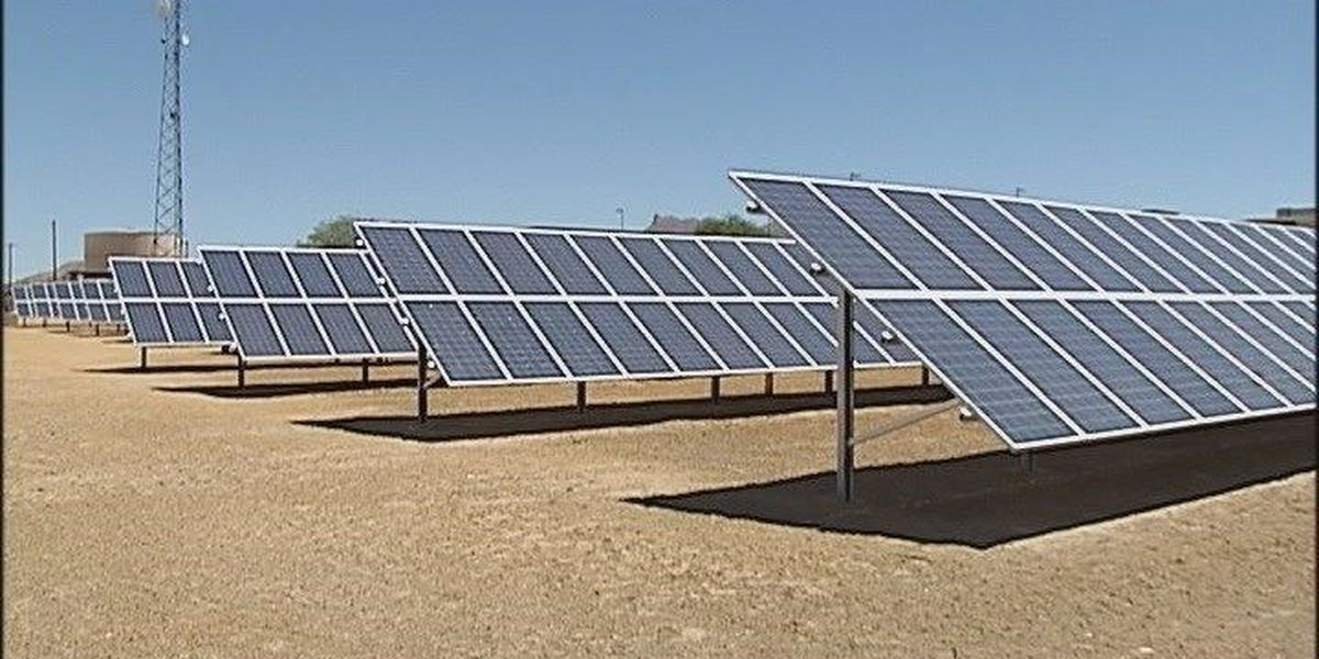 Solar farm company waits for approval to build in Forrest County