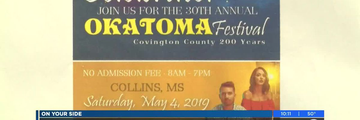 Plans being finalized for 30th Okatoma Festival