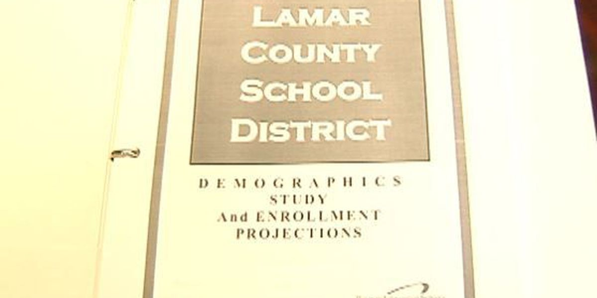 Lamar County School District enrollment projections