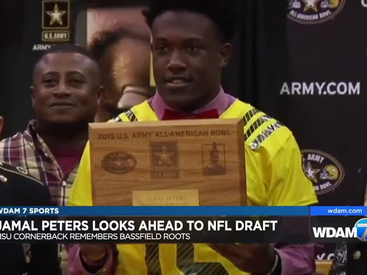 How Bassfield shaped Jamal Peters into an NFL prospect