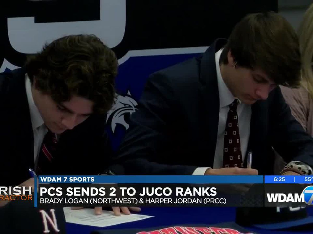 PCS sends two to JUCO ranks
