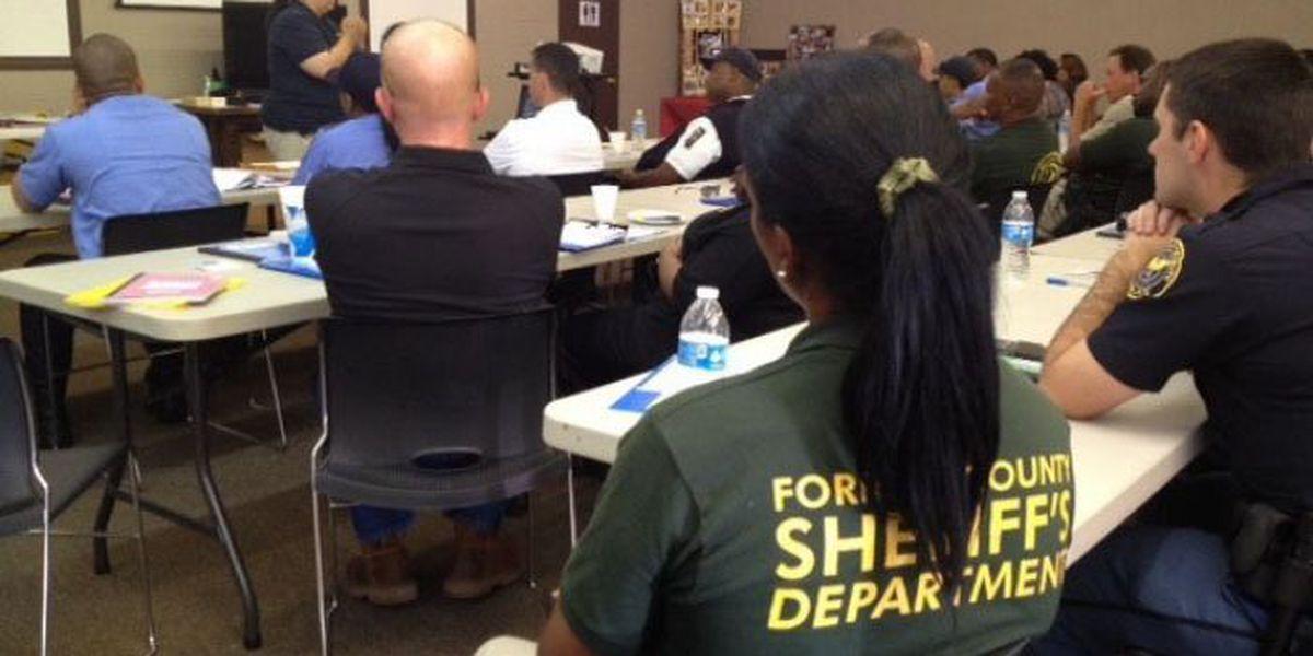 Jones County Sheriff's Department conducts gang class