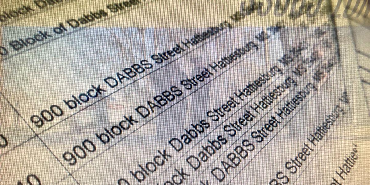 WDAM Investigates: Policing Dabbs Street