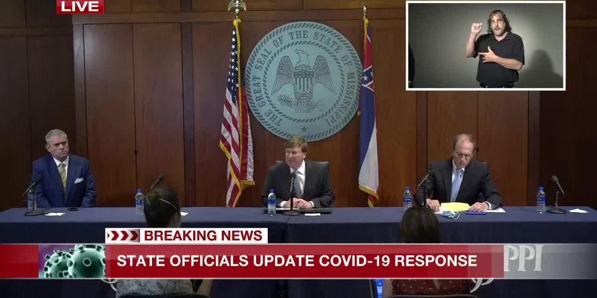 Gov. Reeves, Lt. Gov. Hosemann find common ground after week of political sparring