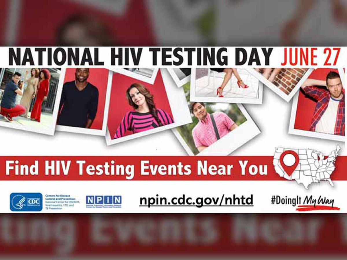 Free HIV testing available Thursday in Hattiesburg