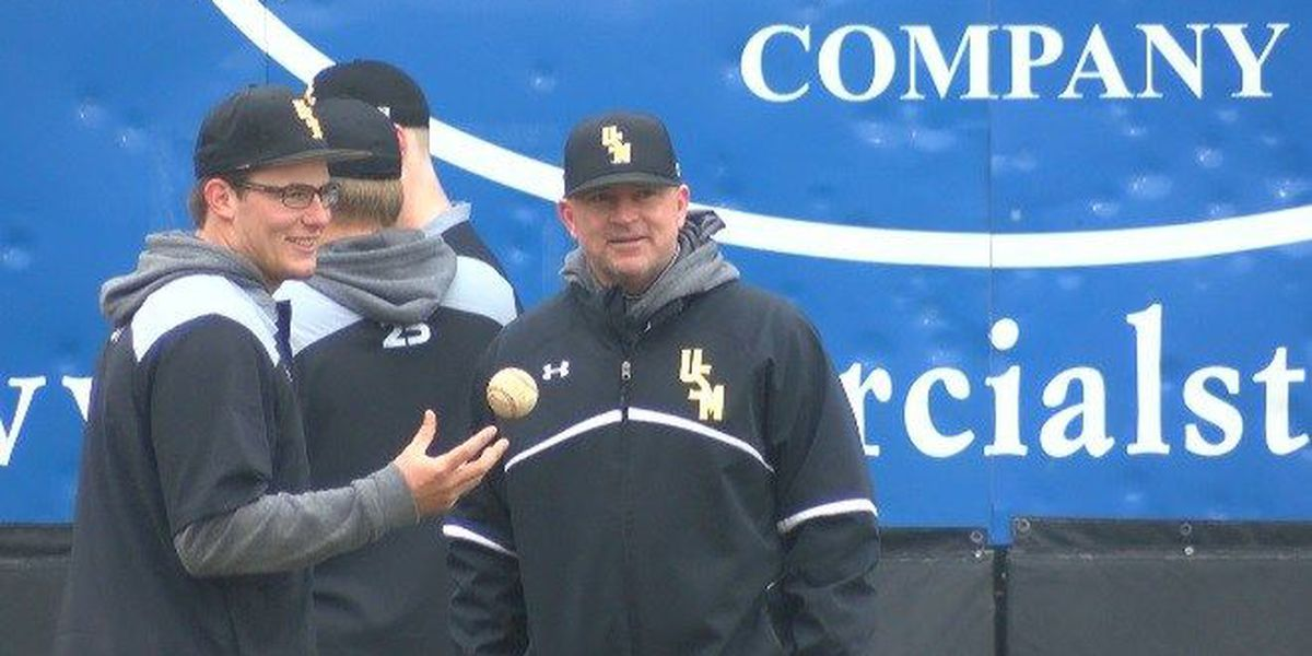 Christian Ostrander takes reins of USM pitching