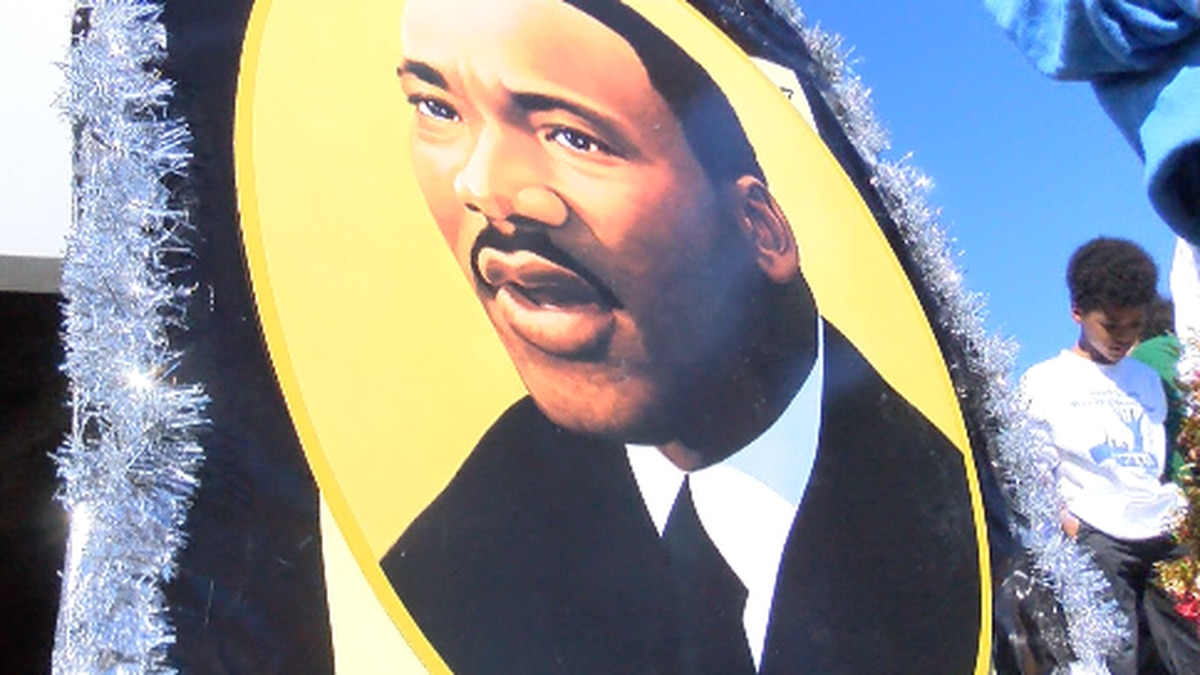 Perry County honors Dr. Martin Luther King Jr.